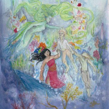 Underwater Finale