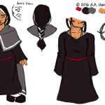 Morga character sheet