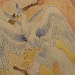 'blue inferno phoenix' by S.A. Hannon