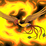 'phoenix' by Amanda Williams