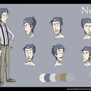 Neil character sheet