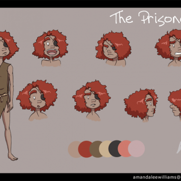 The Prisoner character sheet